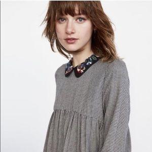 Zara Trafaluc Tunic/mini dress size M